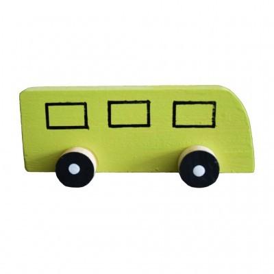 Artesanato - Autocarro de Madeira