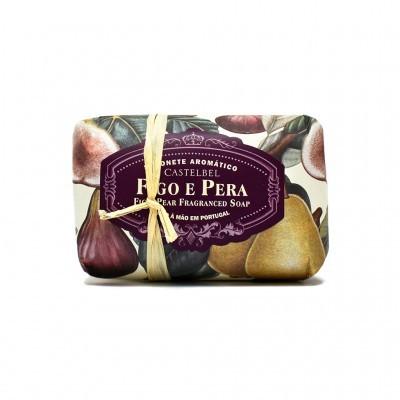 Castelbel - Sabonete Aromático Figo e Pera 150g