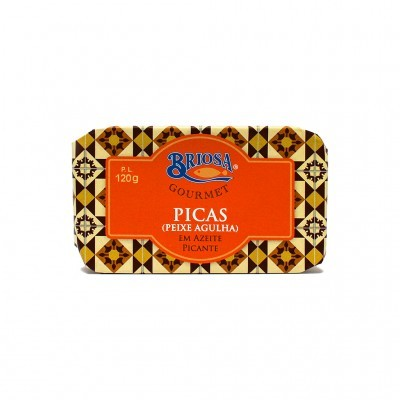 Briosa Gourmet - Picas (Peixe Agulha)