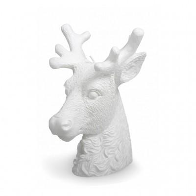 Manulena - Vela Decorativa Cabeça de Rena