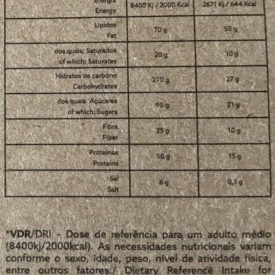 Avianense - Tablete Torrão com Amêndoa