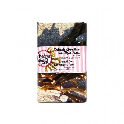 Beleza do Sal - Sabonete Aromático com Algas Fucus 160g