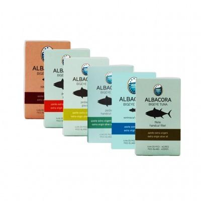 Azor Concha - Atum Albacora