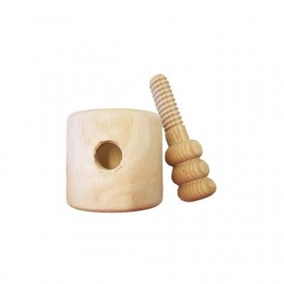 Criações Avc - Quebra-Nozes madeira