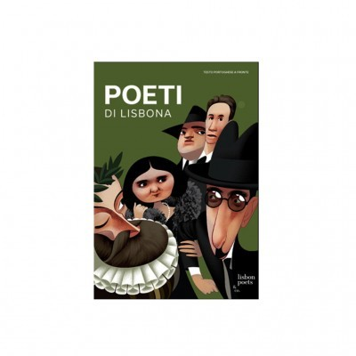 Lisbon Poets & Co - Livro Poetas de Lisboa