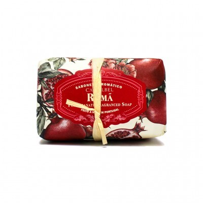 Castelbel - Sabonete Aromático Romã 150g
