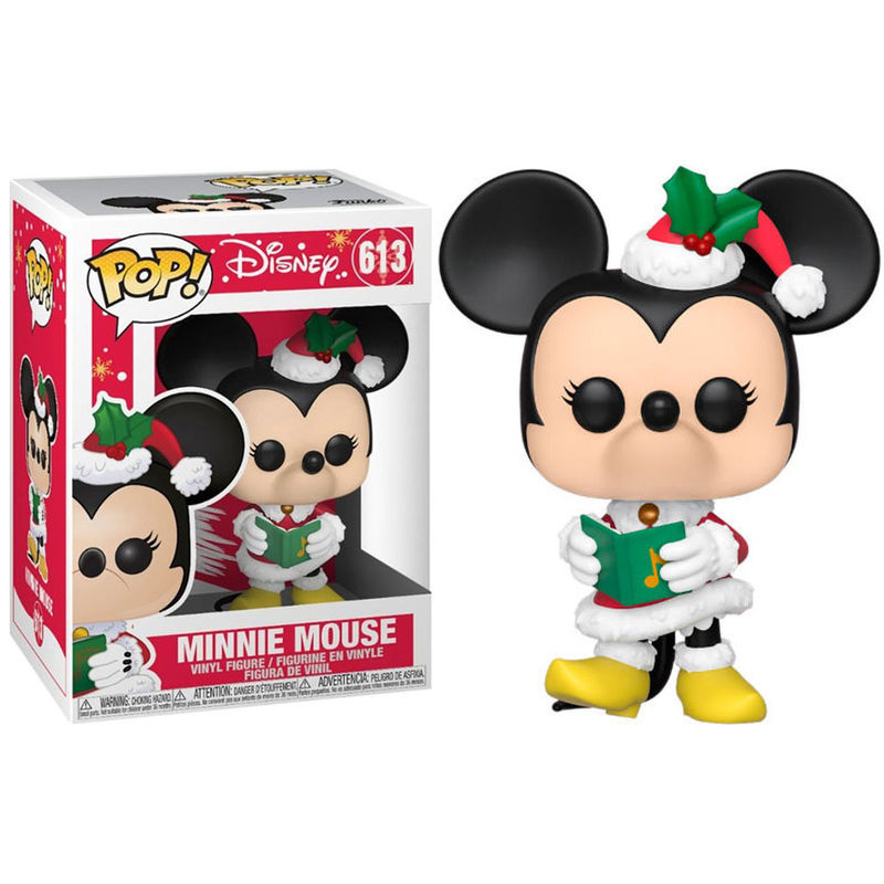 Figura POP Disney Holiday Minnie