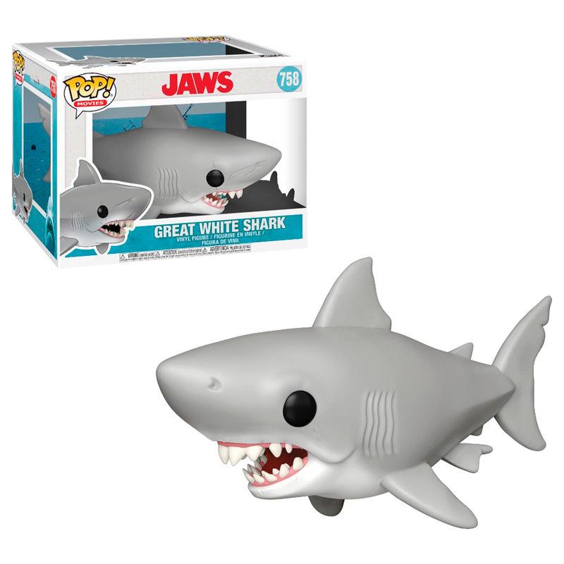 Figura POP Tubarão 15cm