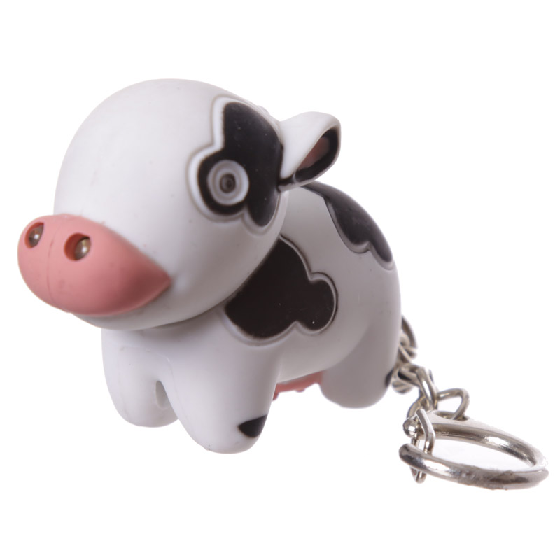 Porta-chaves Animais da Quinta com Led