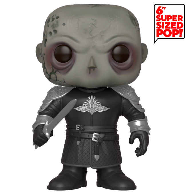 Figura POP Game of Thrones The Mountain Unmasked 15cm