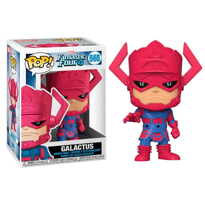 Figura POP Marvel Los 4 Fantásticos Galactus