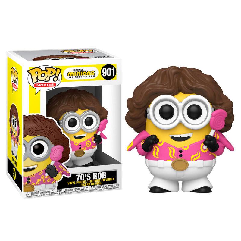 Figura POP Minions 2 70's Bob