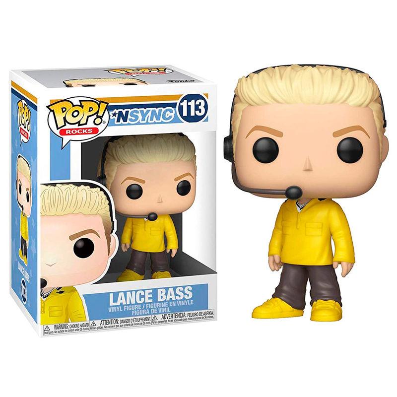 Figura POP NSYNC Lance Bass