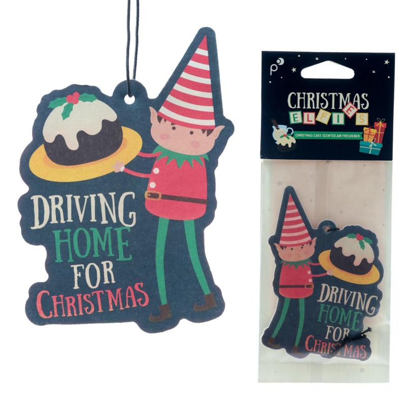 Ambientador - Driving home for Christmas
