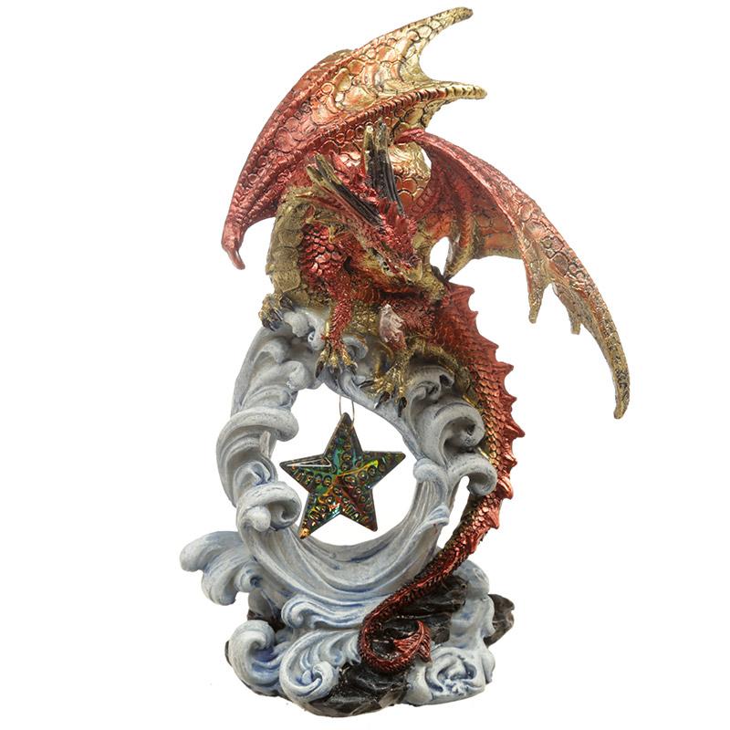 Dragão Pesadelo Encantado - Estrela
