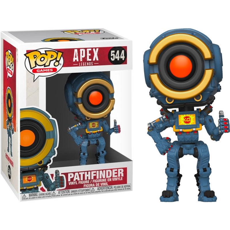 Figura POP Apex Legends Pathfinder