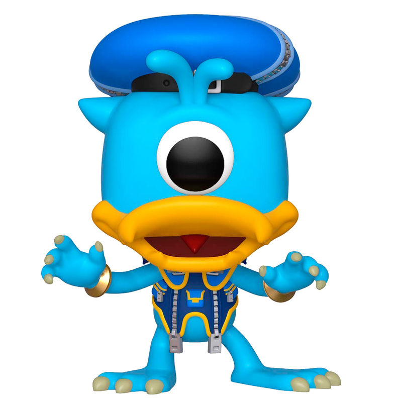 Figura POP Disney Kingdom Hearts Corações 3 Donald Monsters Inc.