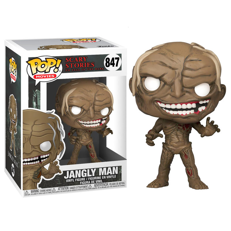 Figura POP Scary Stories Jangly Man