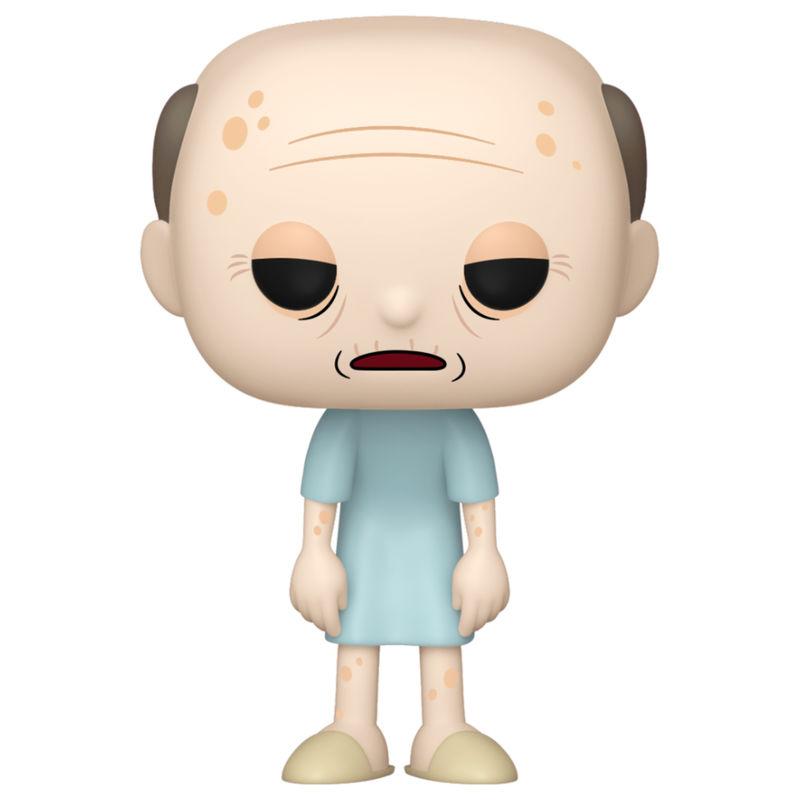 Figura POP Rick & Morty Hospice Morty