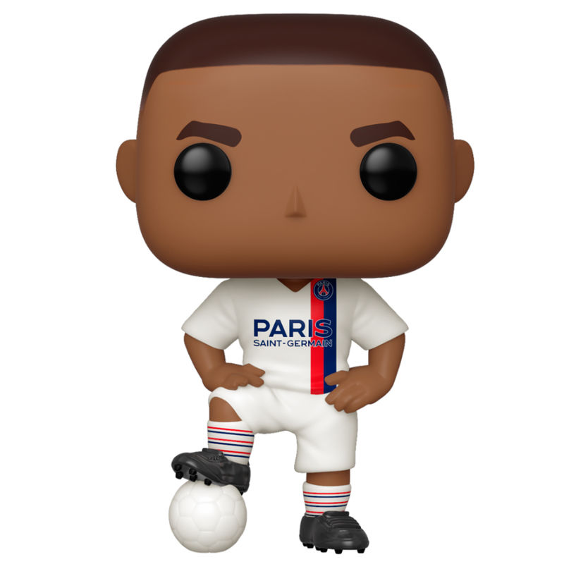 Figura POP Paris Saint-Germain Kylian Mbappe Third Kit
