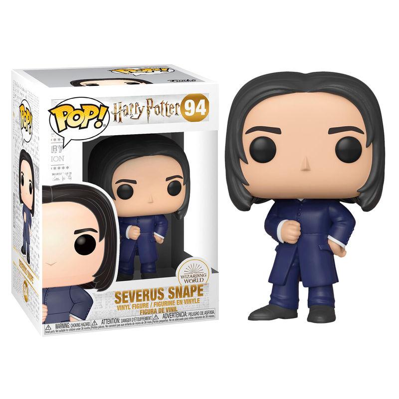 Figura POP Harry Potter Severus Snape Yule