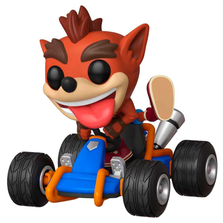 Figura POP Crash Team Racing Crash Bandicoot