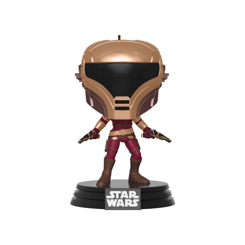 Figura POP Star Wars Rise of Skywalker Zorii Bliss