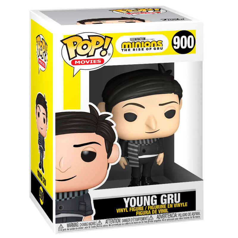 Figura POP Minions 2 Young Gru