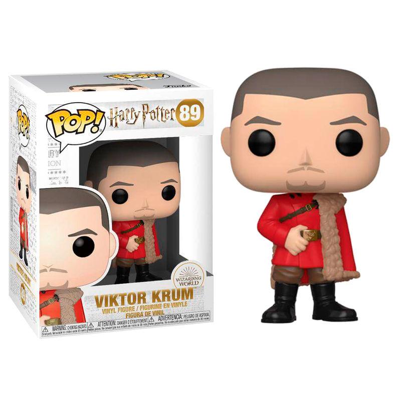 Figura POP Harry Potter Viktor Krum Yule Ball