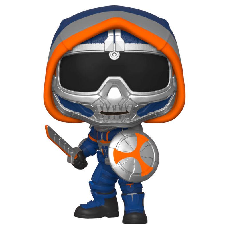 Figura POP Marvel preto Widow Taskmaster with Shield