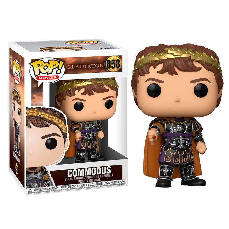 Figura POP Gladiator Commodus