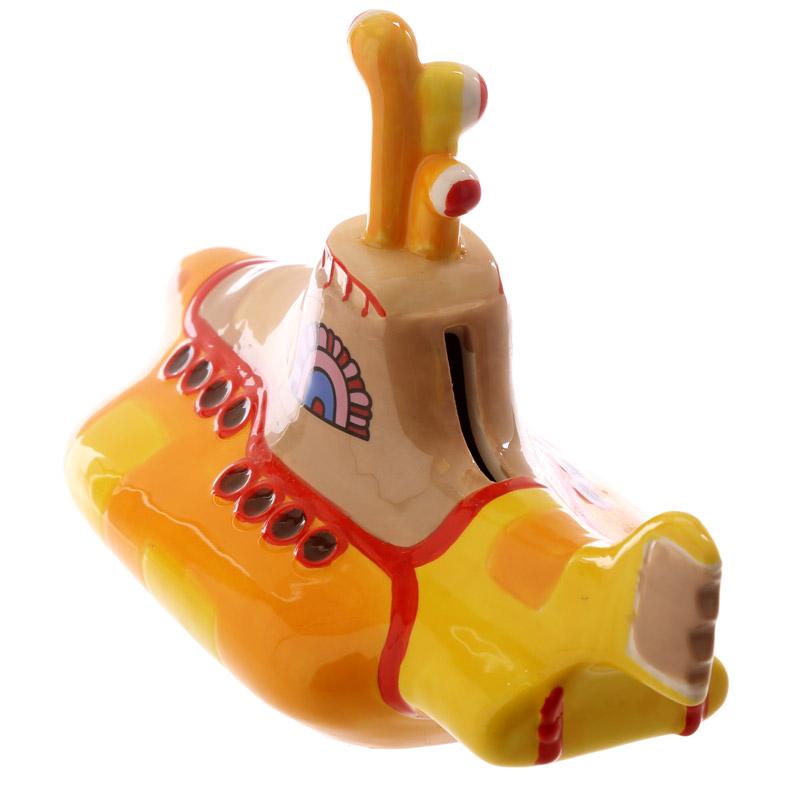 mealheiro com Licença Submarino Amarelo