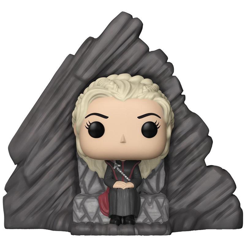 Figura POP Game of Thrones Daenerys on Dragonstone Throne