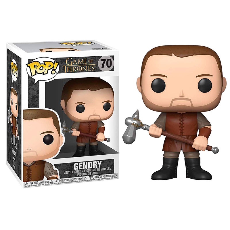 Figura POP Game of Thrones Gendry
