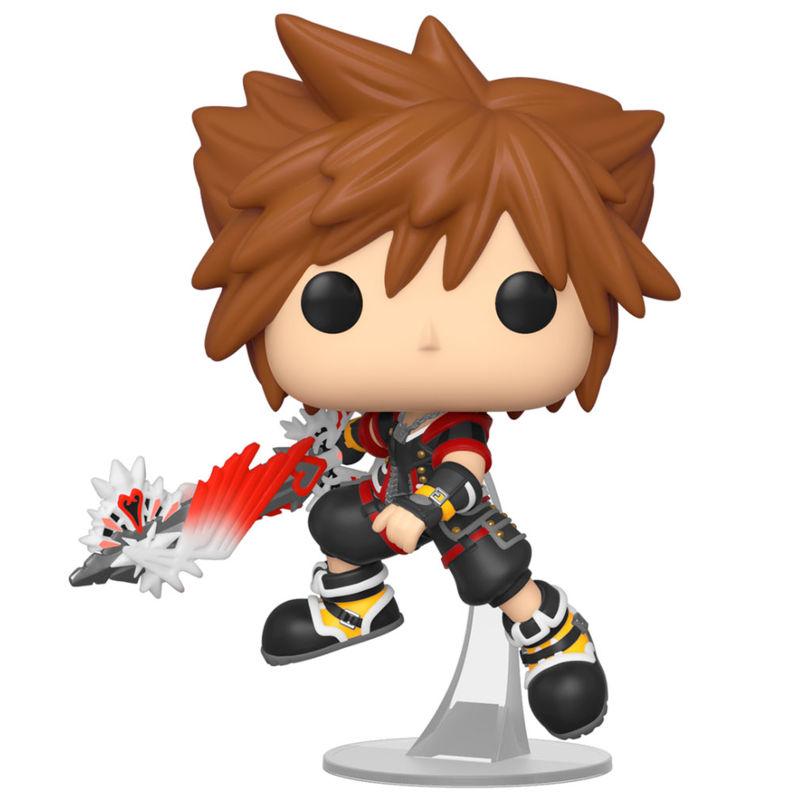 Figura POP Disney Kingdom Hearts Corações 3 Sora with Ultima Weapon