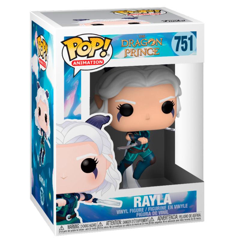 Figura POP El Príncipe Dragon Rayla