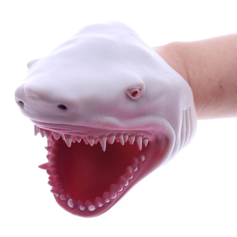 Fantoche Cabeça de Tubarão
