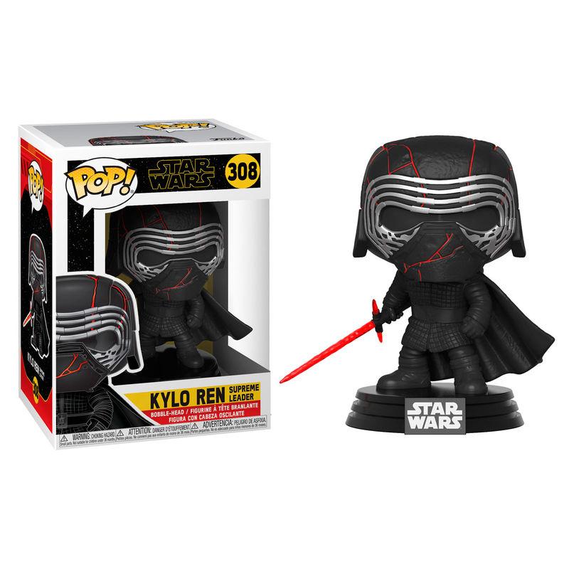 Figura POP Star Wars Rise of Skywalker Kylo Ren Supreme Leader