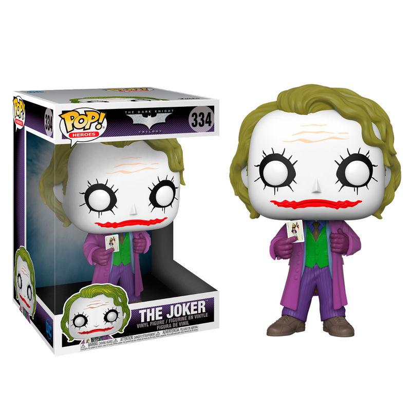 Figura POP DC Comics Joker 25cm