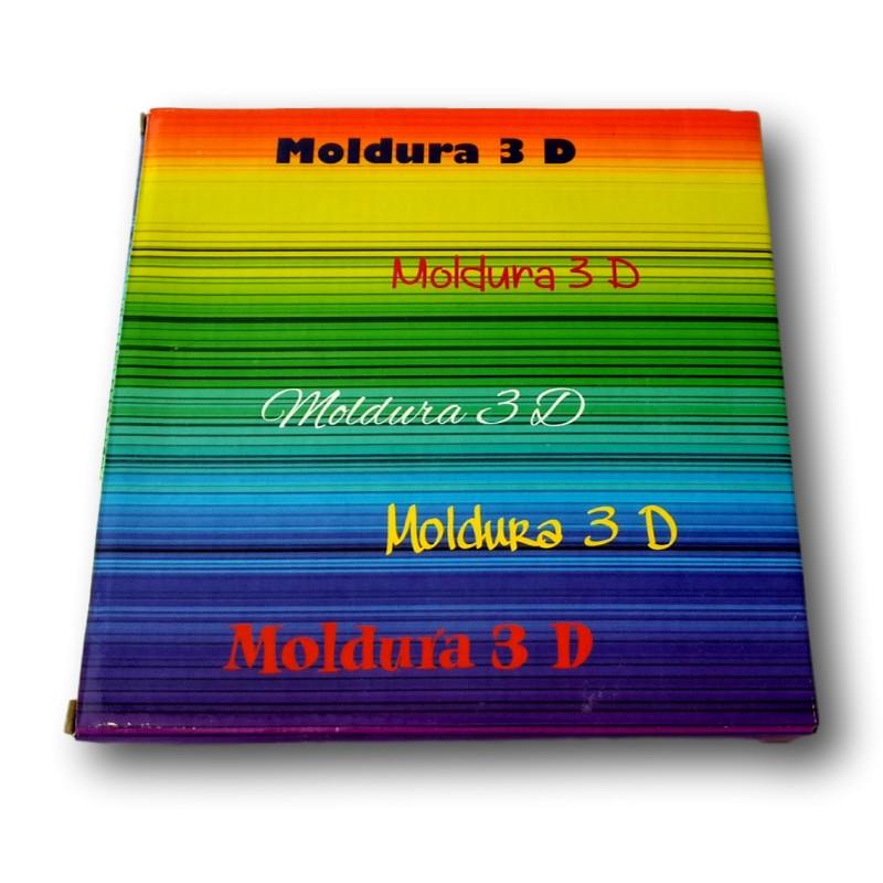 Moldura 3D