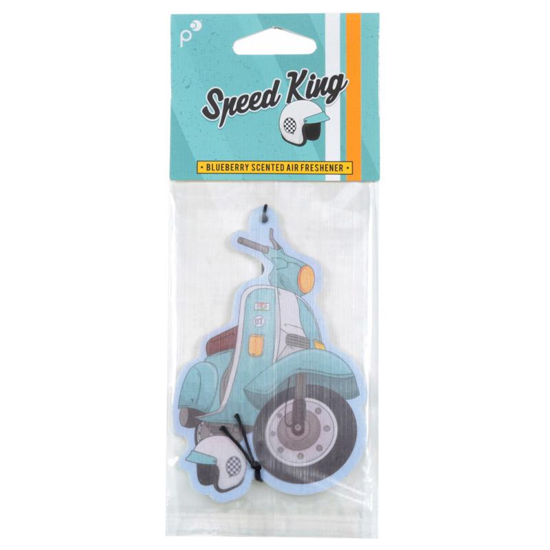 Ambientador amora scooter retro