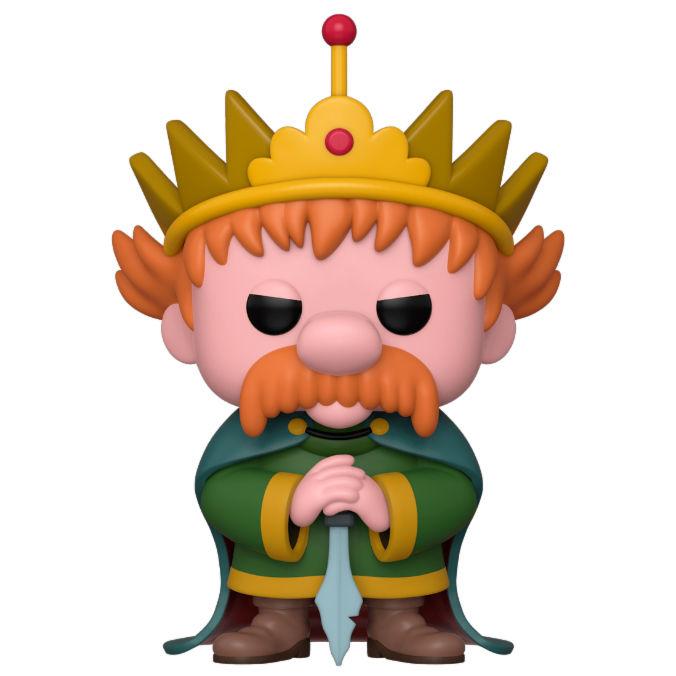 Figura POP Disenchantment King Zog