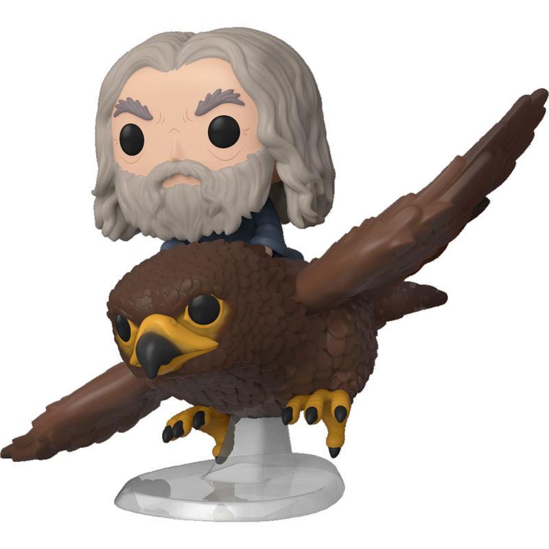Figura POP O Senhor dos Anéis Lord of the Rings Gwaihir with Gandalf