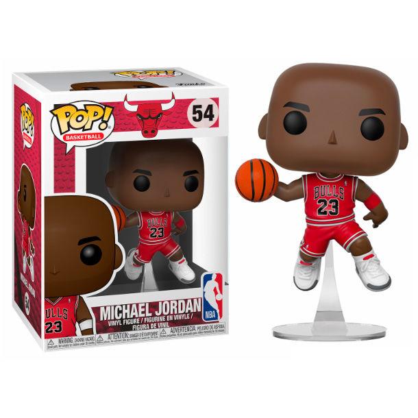 Figura POP NBA Bulls Michael Jordan