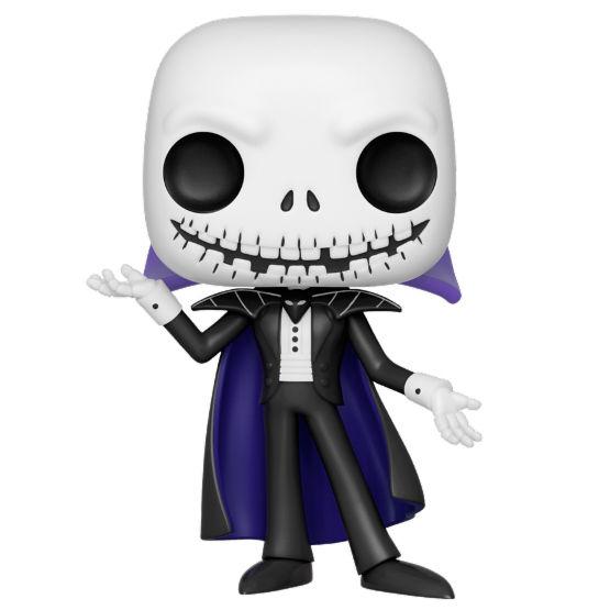 Figura POP Disney O estranho mundo de Jack The Nightmare before Christmas Vampire Jack