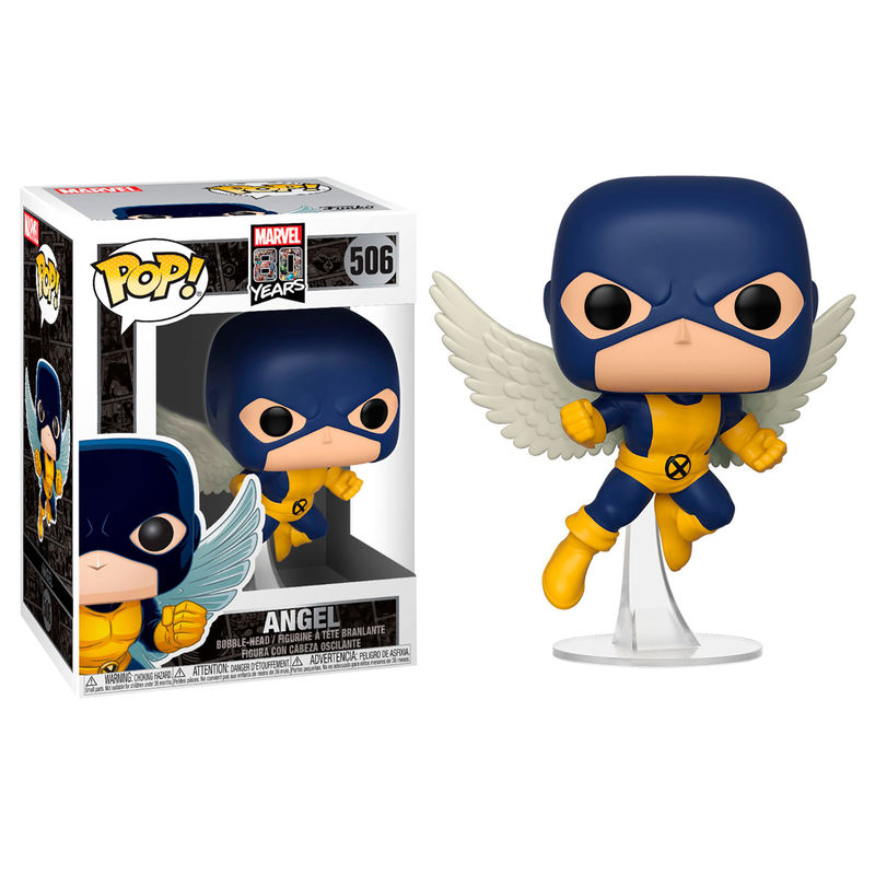 Figura POP Marvel 80th First Appearance Angel