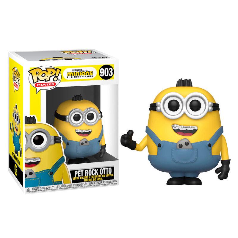 Figura POP Minions 2 Pet Rock Otto