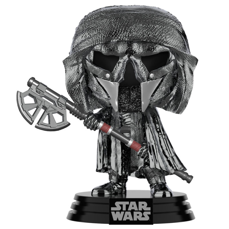 Figura POP Star Wars Rise of Skywalker Knight of Ren Axe