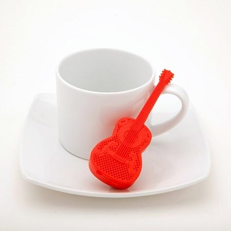 Infusor de chá Guitarra
