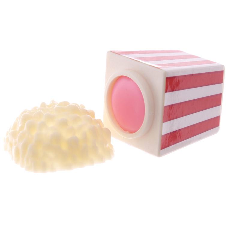 Batom para lábios Cubo de pipocas